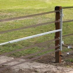 Porte électrifiée Portes de clôtures