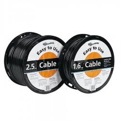 Câble de terre ø2,5mm (400 mètre) - 35 Ohm/1km Mise à la terre