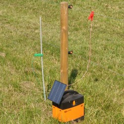 Prise de terre (1 x 1m sans collier de serrage) Mise à la terre