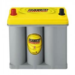Optima Yellowtop S2,7L Batteries de clôtures électriques