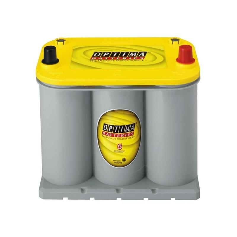 Optima Yellowtop R3,7L Batteries de clôtures électriques