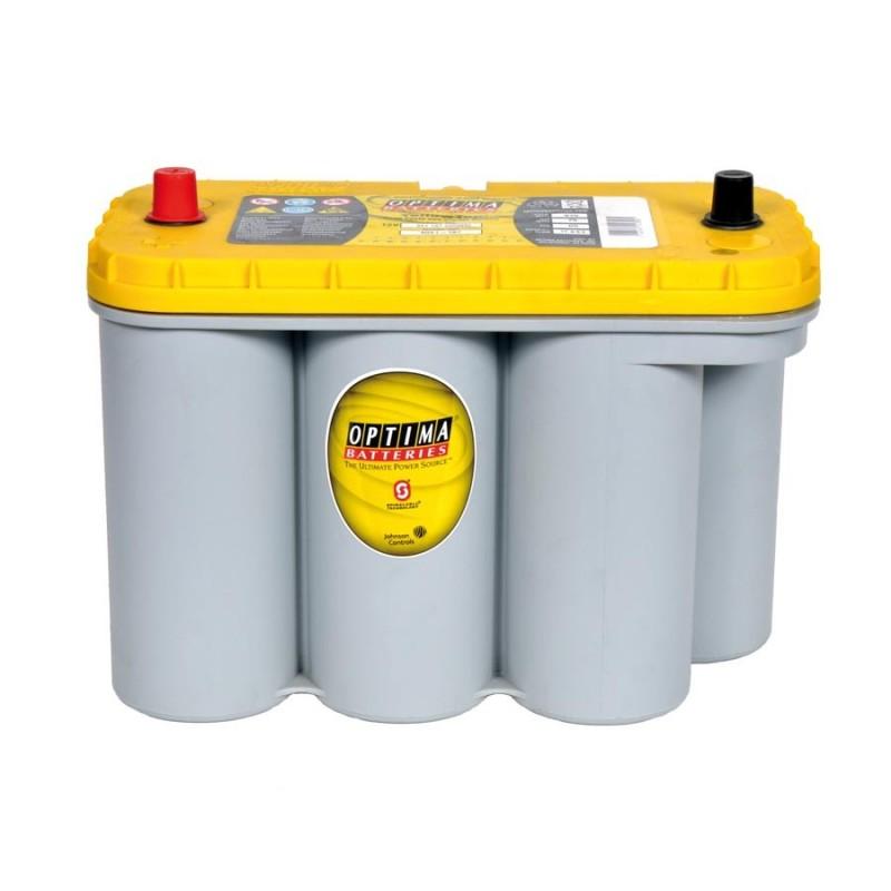 Optima Yellowtop S5,5L Batteries de clôtures électriques