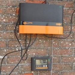 Electrificateur/poste de clôture Gallagher secteur M2800i avec accessoires (230V - 21J) Electrificateurs sur secteur