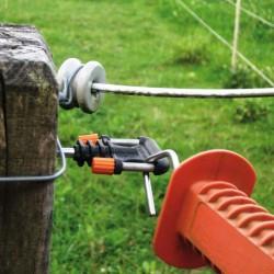 Kit porte à cordon élastique Portes de clôtures