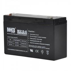 Batterie 6V, 10Ah pour S40 Batteries de clôtures électriques