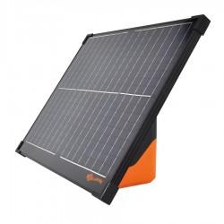 Electrificateur/poste de clôture Gallagher solaire S400 2 piles incluses (12V - 4,0 J) Electrificateurs énergie solaire