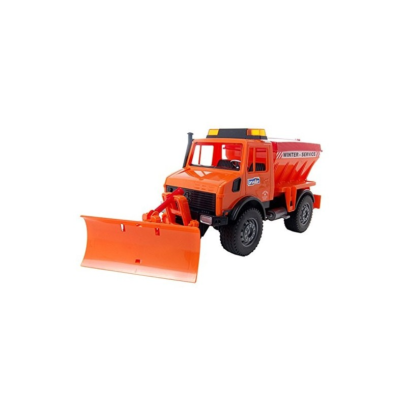 Camion chasse neige Unimog Camions miniatures