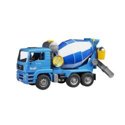 Camion toupie béton MAN