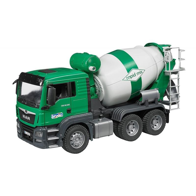 Camion toupie à béton MAN TGS Camions miniatures