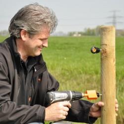 Embout de visseuse pour isolateurs Base Outils pour clôtures
