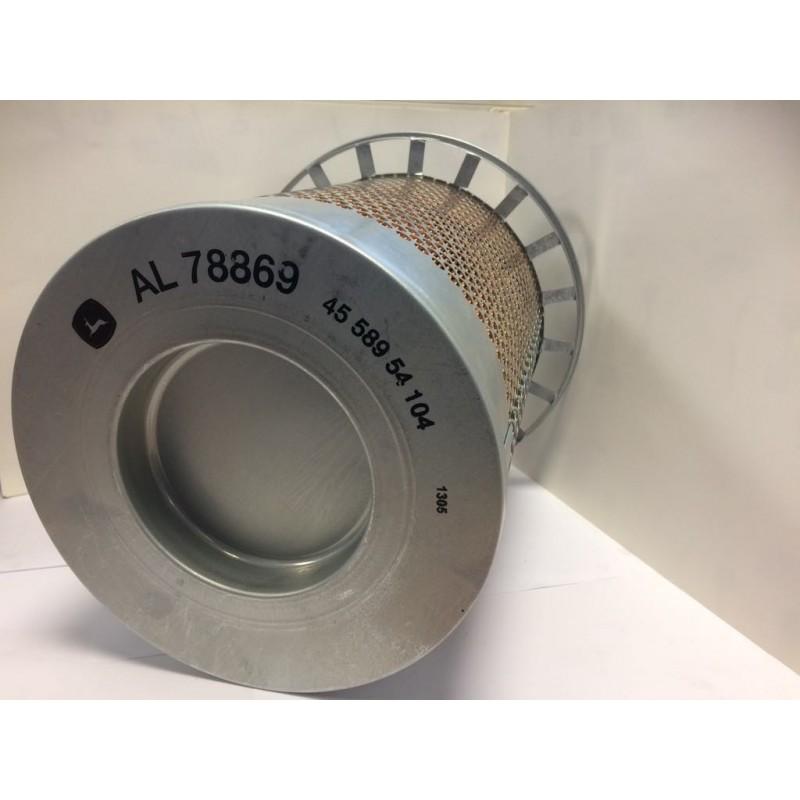 Filtre à air moteur John Deere AL78869 Filtres à air