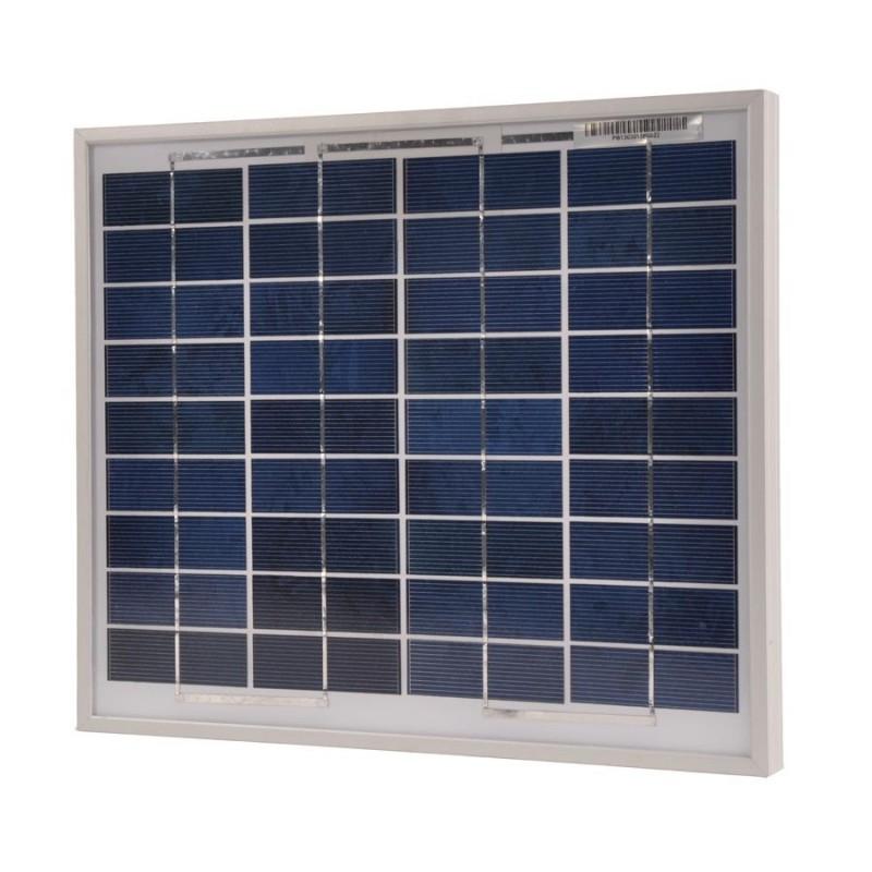 Panneau solaire 10W avec régulateur de 2A Accessoires de clôture