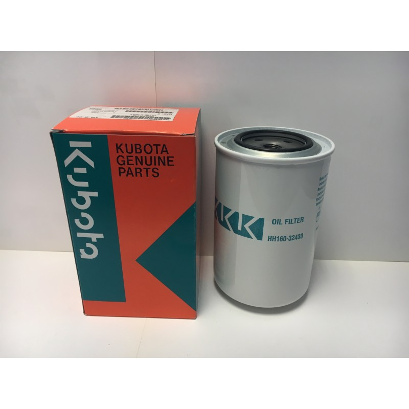 Filtre à huile Kubota HH16032430 Filtre à huile