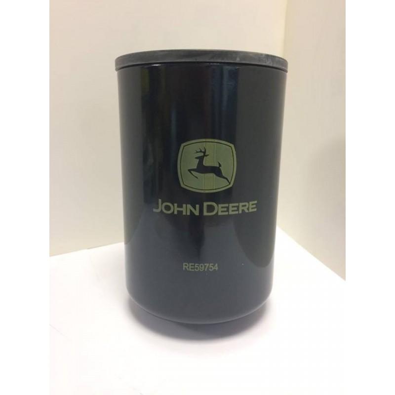 Filtre à huile moteur John Deere RE59754 Filtre à huile