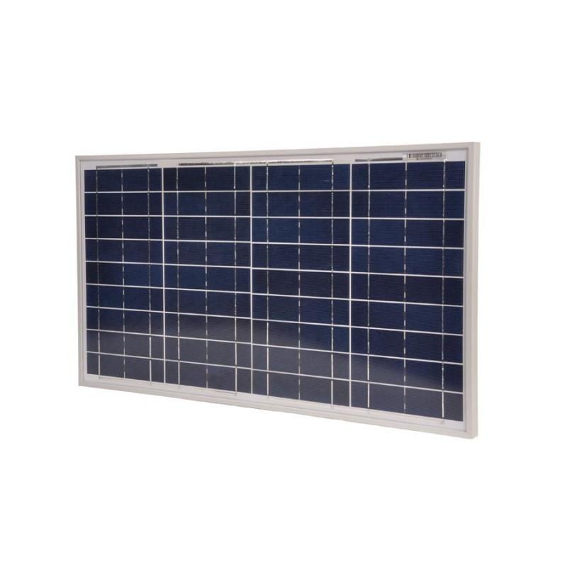 Panneau solaire 30W avec régulateur de 10A Accessoires de clôture
