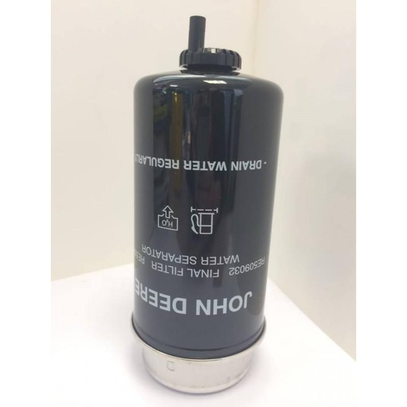 Filtre décanteur John Deere RE509032 Filtre à carburant