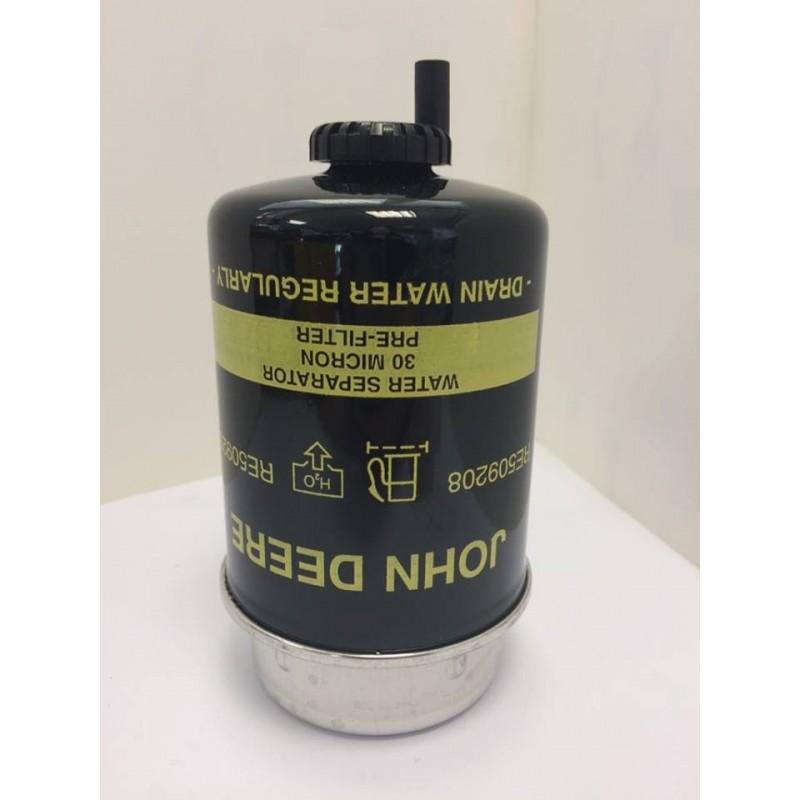 Filtre décanteur John Deere RE509208 Filtre à carburant