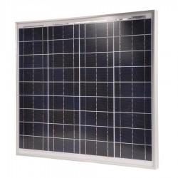 Panneau solaire 50W, avec régulateur de 10A Accessoires de clôture