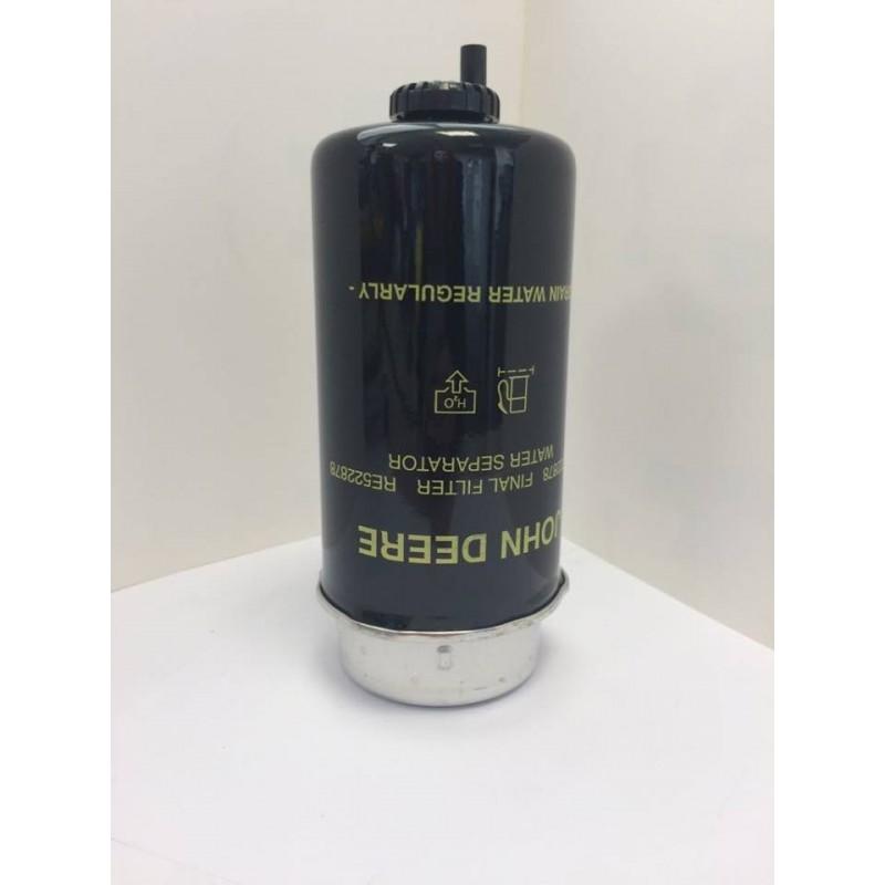 Filtre décanteur John Deere RE522878 Filtre à carburant