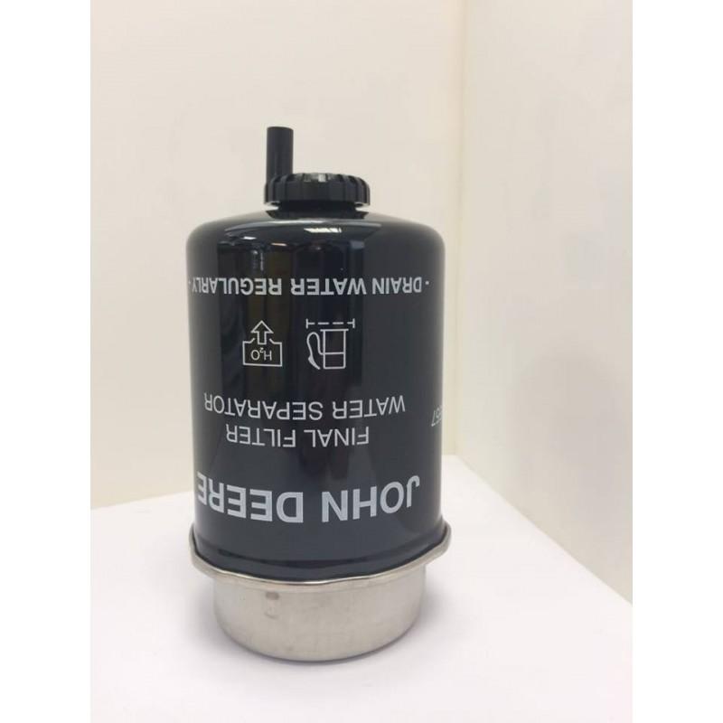 Filtre décanteur John Deere RE526557 Filtre à carburant