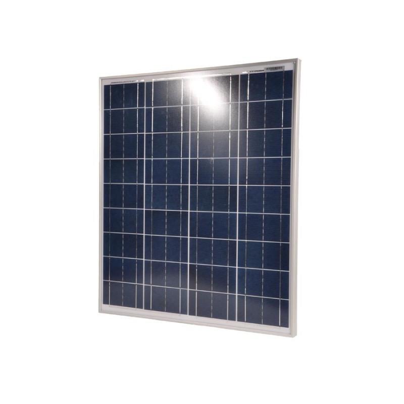 Panneau solaire 60W avec régulateur de 10A Accessoires de clôture