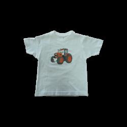 T-shirt enfant agricole Kubota