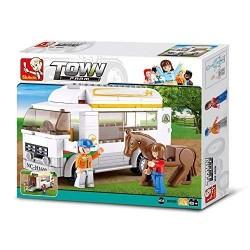 Camion pour chevaux Camions miniatures