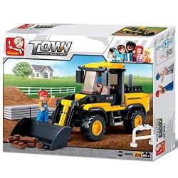 Bulldozer Tracteurs miniatures
