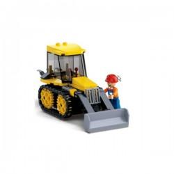 Petit bulldozer