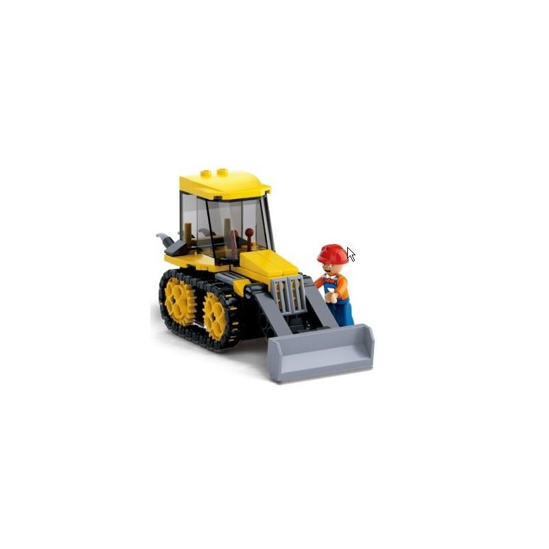 Petit bulldozer Tracteurs miniatures
