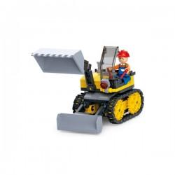 Petit tracteur chargeur