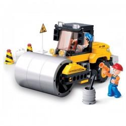 Rouleau Tracteurs miniatures