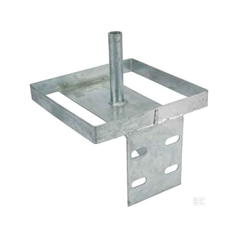 Support métal pour pierre à sel Accessoires alimentation