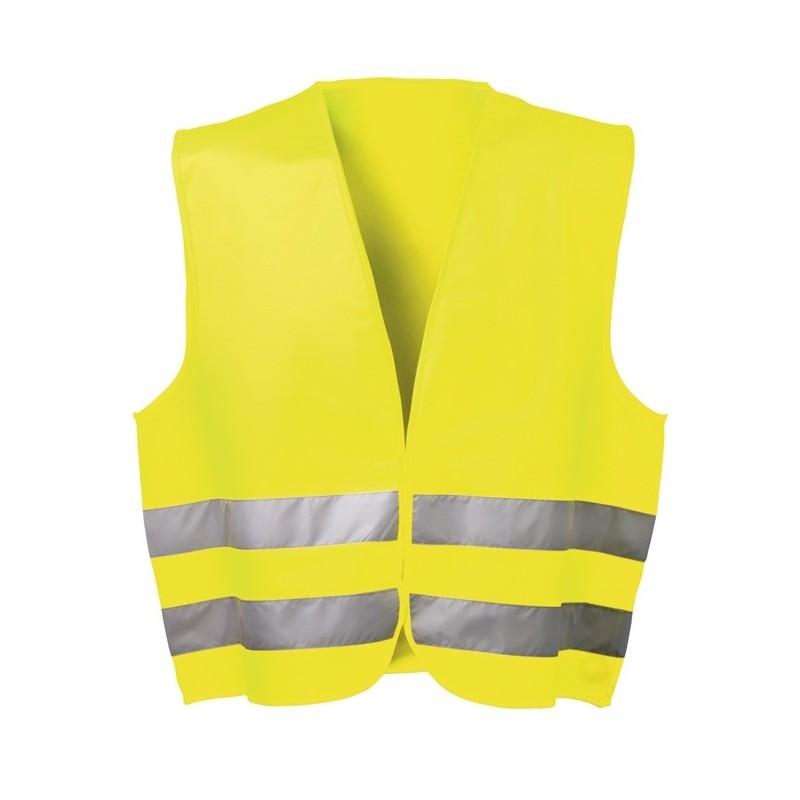 Gilet jaune de sécurité Vestes