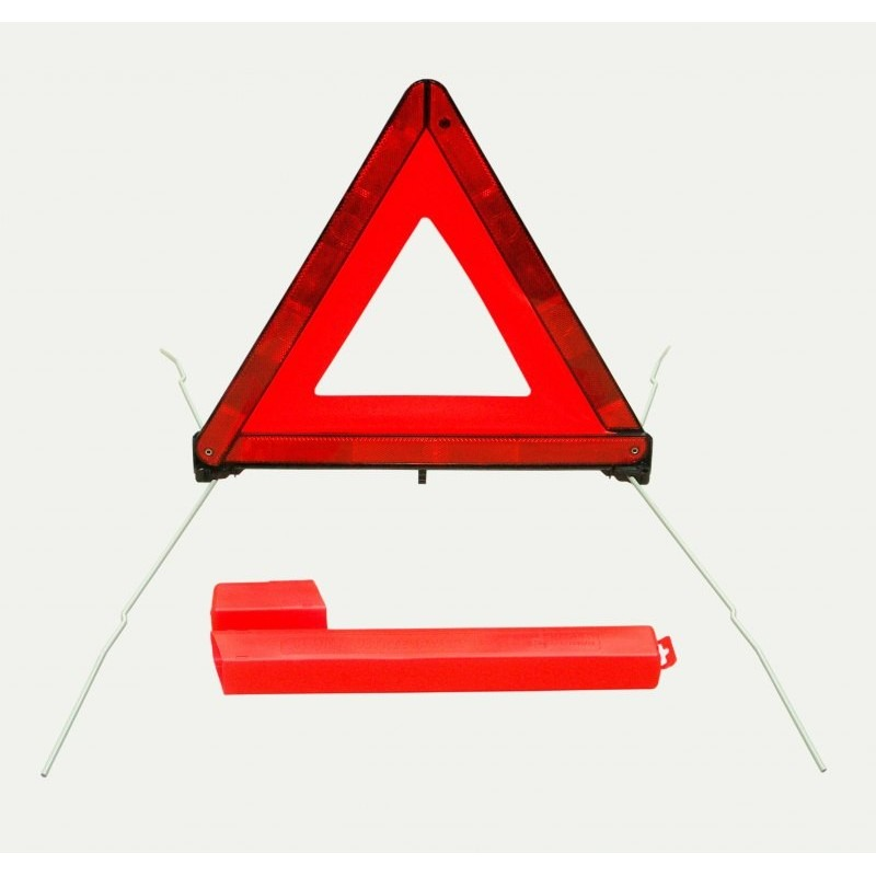 Triangle de sécurité homologué Signalisation