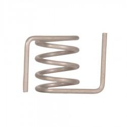 Ressort inox réglable pour piquet PVC 19mm Piquets mobiles