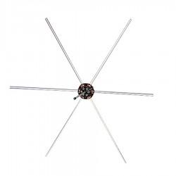 Araignée de prairie (5 pcs) Piquets mobiles