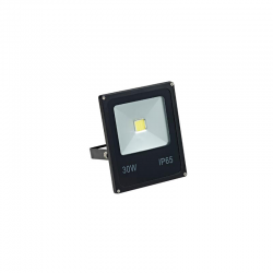 Projecteur LED plat 30W...