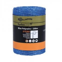 Fil bleu 200m Fil, cordon, barbelé