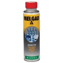 Additif nettoyant système injection diesel Melgad Consommables de nettoyage
