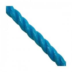 Corde bleue 16mm au mètre Cordes et chaînes