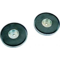Plots magnétiques diamètre 80 Feux & gyrophares