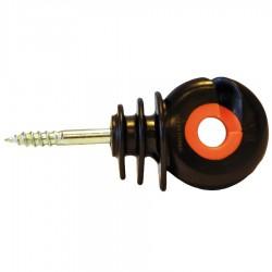 Isolateur à vis XDI (25 pcs) Isolateurs piquets permanents