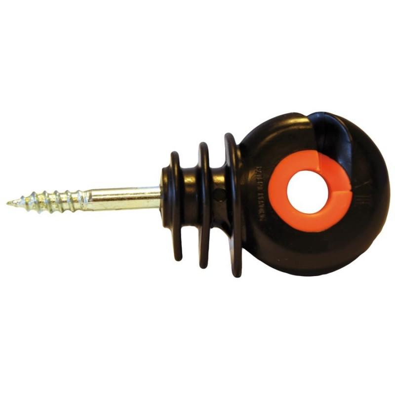 Isolateur à vis XDI (25 pcs) Isolateurs pour clôtures électriques