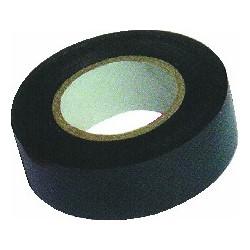 Adhésif PVC noir 19mmX20m Adhésifs