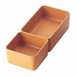 Mangeoire plastique 2 compartiments Mangeoires