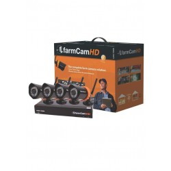 Kit complet FarmCam HD 4...