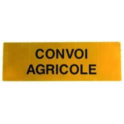 Panneau convoi agricole alu 1200x400 Panneaux