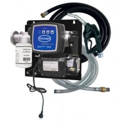 Station fuel 230V 80L/M Fuel & Adblue