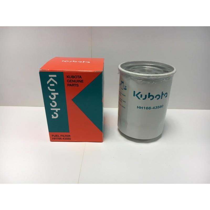 Filtre à gasoil Kubota W21ESF1660 Filtre à carburant